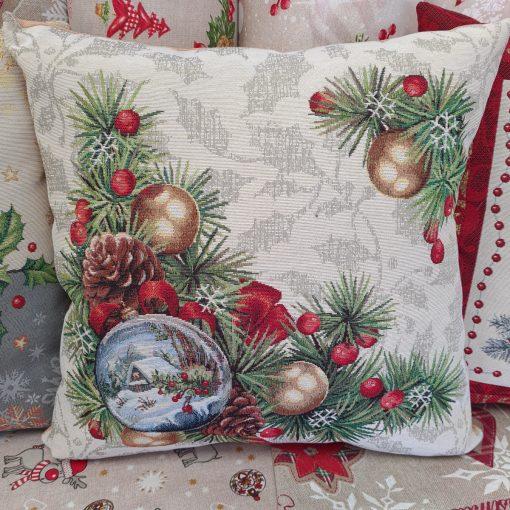 Коледна-декоративна възглавница Вани Дизайн