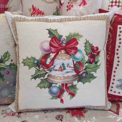 Коледна декоративна възглавница