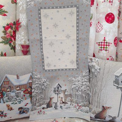 Коледен тишлайфер за маса от Вани Дизайн
