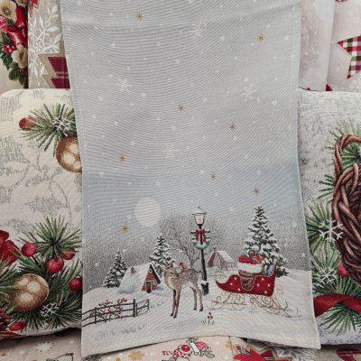 Коледен тишлайфер за маса