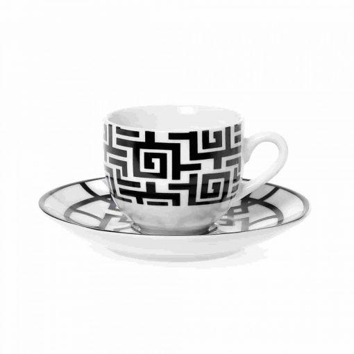 Сервиз за хранене BLACK JADE - 20 части с допълнение за кафе или чай 4