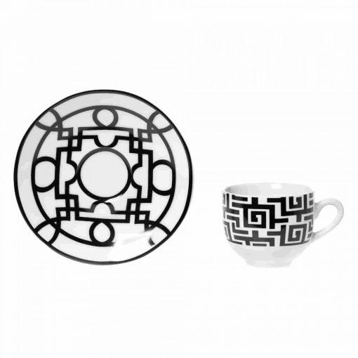 Сервиз за хранене BLACK JADE - 20 части с допълнение за кафе или чай 5