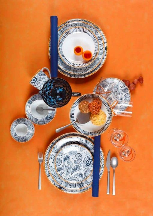 Сервиз за хранене NAUTICO - 20 части с допълнение за кафе или чай 1