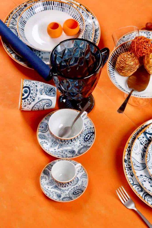 Сервиз за хранене NAUTICO - 20 части с допълнение за кафе или чай 5