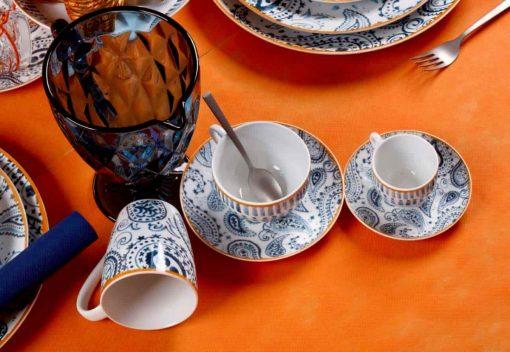 Сервиз за хранене NAUTICO - 20 части с допълнение за кафе или чай 6