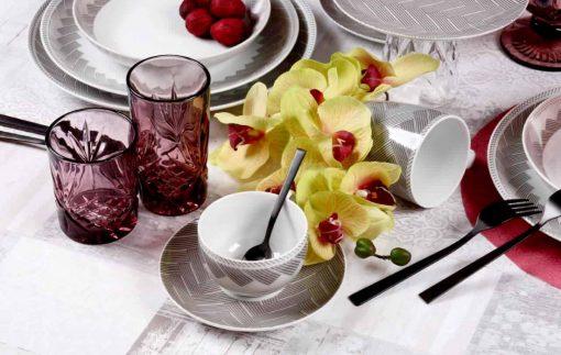 Сервиз за хранене PLAZA - 20 части с допълнение за кафе или чай 4