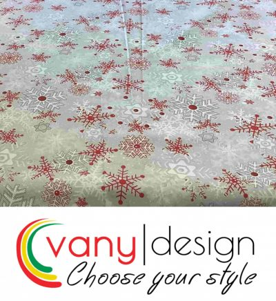 Спален комплект 100% памук - коледни десени - Vany Design 4