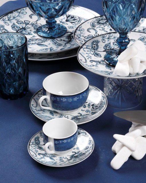 Сервиз за чай MEDITERRANEO - 12 части