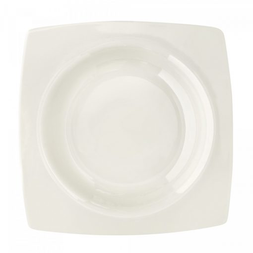 Дълбока чиния QUADRO WHITE – 23 см.