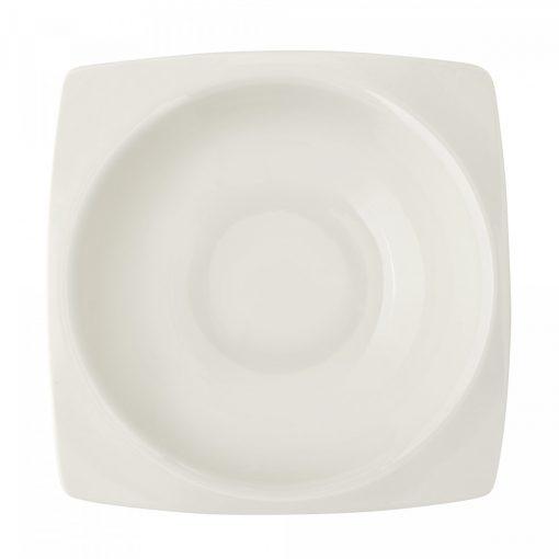 Купа за салата QUADRO WHITE – 24 см.