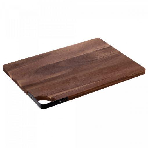 Soul Kitchen - Дървена дъска за рязане 37/26 см