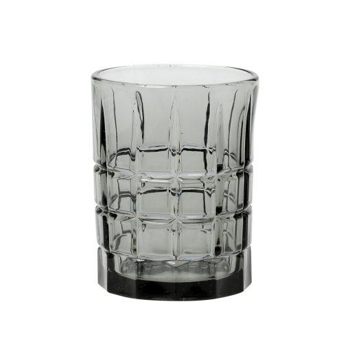 Комплект 6 чаши за уиски - 350 мл серия: Fumio - Smoke glass