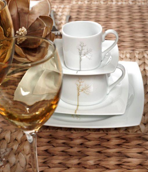 Сервиз за кафе KYOTO – 12 части