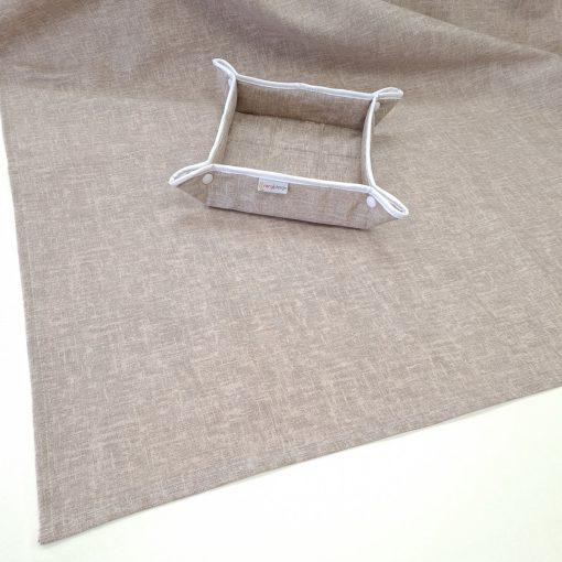 Правоъгълна покривка за маса 140/180 с хидрофобирано покритие Vany Design