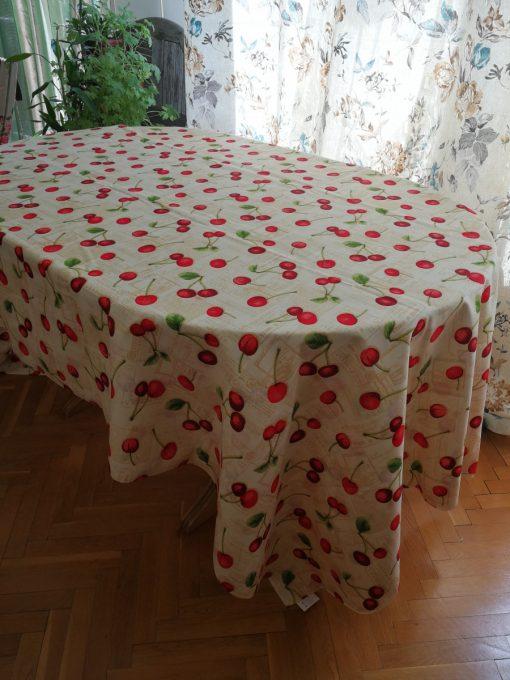 Правоъгълна покривка за маса Сладки череши Vany Design