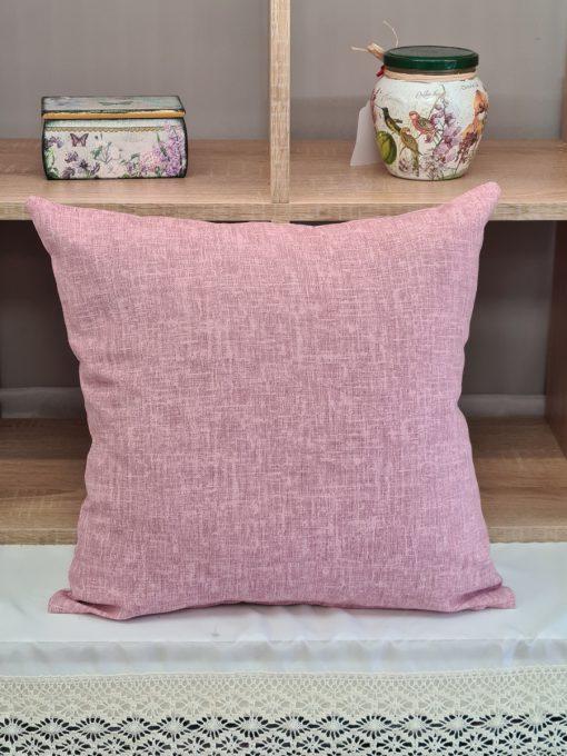 Калъфка за декоративна възглавница - Розово Vany Design